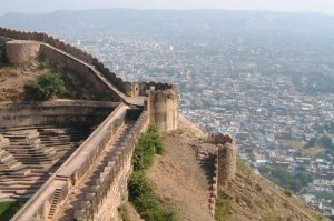 NahaarGarh Fort in Jaipur