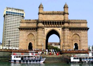 Gateway to India, in Mumbai (Bombay)