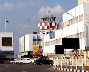 Trivandrum International Airport servicing Thiruvananthapuram